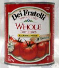Dei Fratelli Whole tomatoes