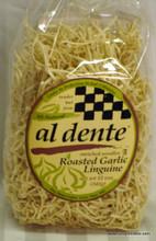 Al Dente Roasted Garlic Linguine