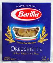 Barilla Orecchiette