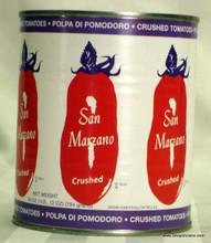 San Marzano Crushed Tomatoes