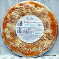 The Hill Hot Wing Pizza - Grilled White Meat Chicken and Ricks Hot Sauce with Cheese