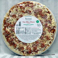 The Hill Sausage Pizza