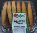 Leonard's Anisette Toast Cookies