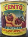 Caponata (Eggplant Appetizer), Cento