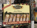 Alessi Cannoli Shells - Traditional
