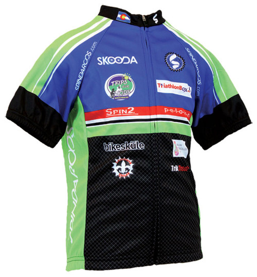 Spin2 ProPain Kids Jersey front