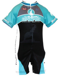Spindaroos Pro Team Subaru Elephant Rock Teal