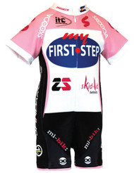 Spindaroos Pro Team First Step Pink