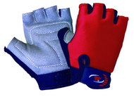 Polaris-UK Kids Bike Gloves - Red