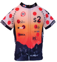 Spin2 Kids Climbers Cycling Jersey