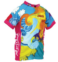 Spin2 Kids Urban Girl Cycling Jersey