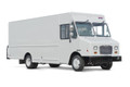 2018 Freightliner MT55 Morgan Olson P1000 Step Van Gas w/ Drop Floor