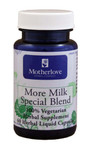 Motherlove More Milk Plus 120 Capsules