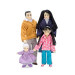 Melissa &amp; Doug Victorian Doll Family