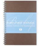 Baby's First Journal Breastfeeding Log