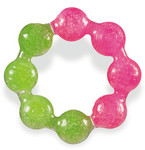Munchkin Fun Ice Soothing Ring Teether
