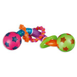 Munchkin® Twisty® Barbell Teether Toy