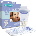 Lansinoh® Breastmilk Storage Bags-50 pack
