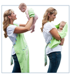 Stay-dry Bath Apron &amp; Towel