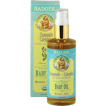 Badger® Calming Baby Oil