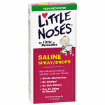 Little Noses® Spray/Drops, Non-Medicated