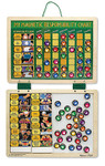 Melissa &amp; Doug Magnetic Responsibility Chart