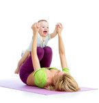 Mom and Me Monthly Yoga