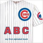 Cubs ABC board book