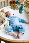 Sleep Smarts from the Start:  0-6 Months