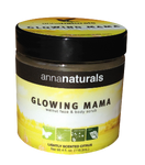 Anna Naturals Glowing Mama Walnut Face & Body Scrub