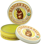 Badger Balm - Unscented Sensitive Skin Moisturizer - 2 oz.