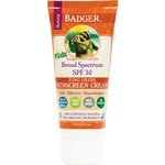 Badger® Kids Sunscreen Cream SPF 30