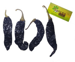 Chili Pepper, Pasilla