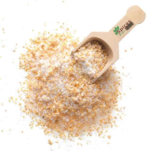 Sea Salt, Garlic