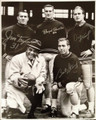 **RARE/EXCLUSIVE** Lombardi's Legends 16x20 Photo Autographed by Starr, Hornung, Taylor, and Dowler (50% off for the first 3 buyers!)