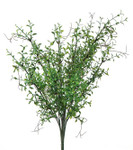Mini Boxwood Bush, with 12 Branches (New Generation PVC)