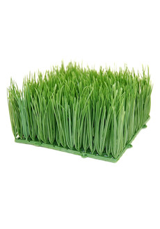 Artificial Wheatgrass - Fake Plastic Ornamental Wheat Grass
