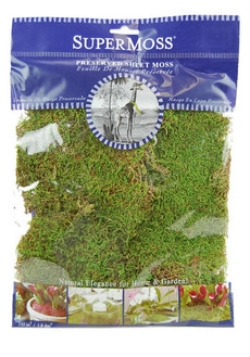 Preserved Sheet Moss from SuperMoss