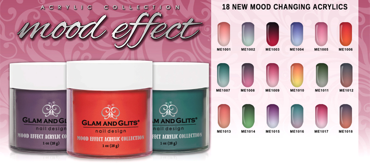 The Effect Of Color On Mood acrylic, liquid & tips - acrylic color powder - glam and glits