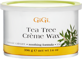 GiGi Tea Tree Creme Wax 14 Oz.