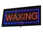 LED Sign - Waxing