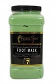 FootSpa Eucalyptus Foot Mask - 1 Gallon (128 oz)