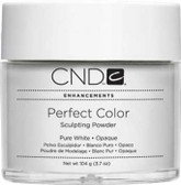 CND - Pure White Opaque Powder 3.7 Oz.