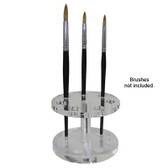Acrylic Brush Holder