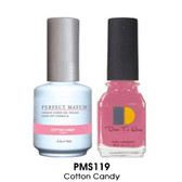 Perfect Match Duo - COTTON CANDY  (Gel + Lacquer)