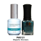 Perfect Match Duo - MAJESTIC WONDERS  (Gel + Lacquer)