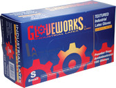 AMMEX-Gloveworks Latex Glove Powder-Free 100/pk