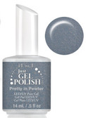 IBD Just Gel - 56685 Pretty in Pewter .5oz