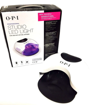 2016 OPI New Redesign Studio LED Light Professional LED Lamp GL901 Added Fan