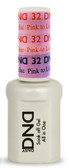#32 - DND Mood Gel - Pink To Lilac 0.5 oz